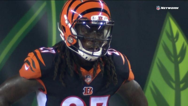 NFL Cincinnati Bengals - Baltimore Ravens 13.09.18