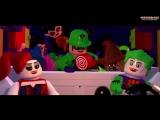 LEGO DC Super Villains - трейлер