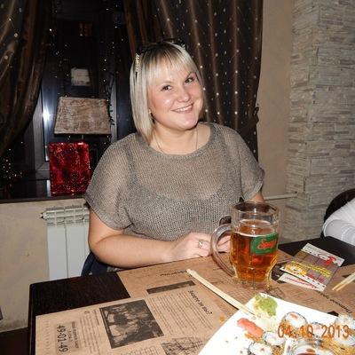Валентина Пряжкина, 30 сентября 1986, Кемерово, id143041601