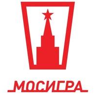 Логотип Мосигра Барнаул / настольные игры и подарки