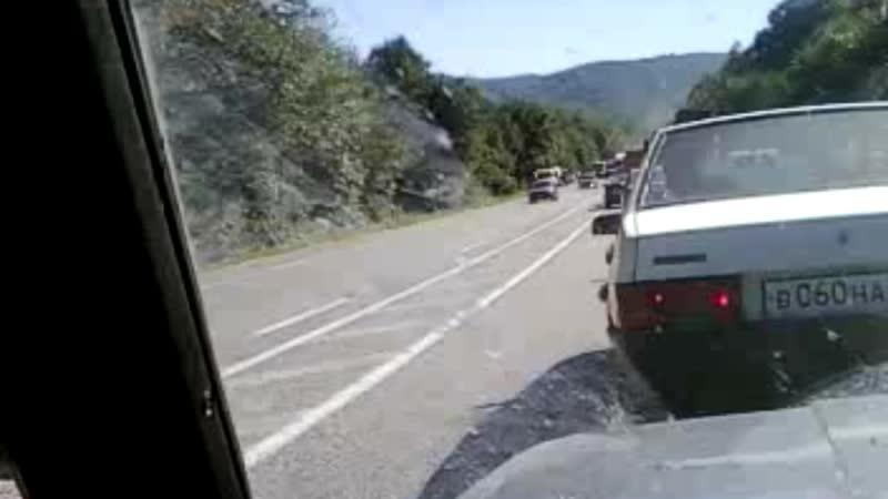 жесткая авария в Краснодаре 2011г