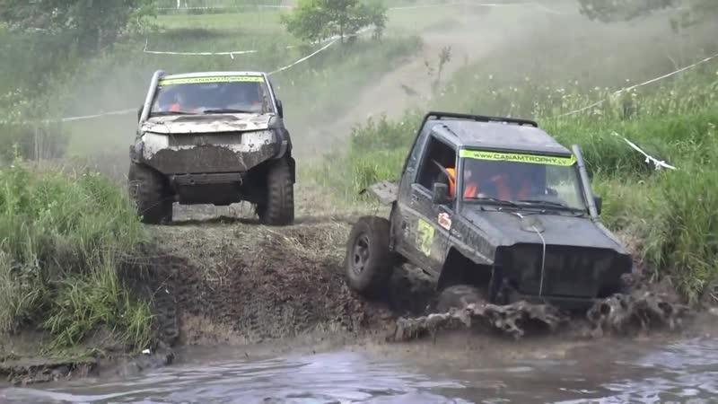 Off-Road race , Small river cross , ET1 , RUGAJI 2016