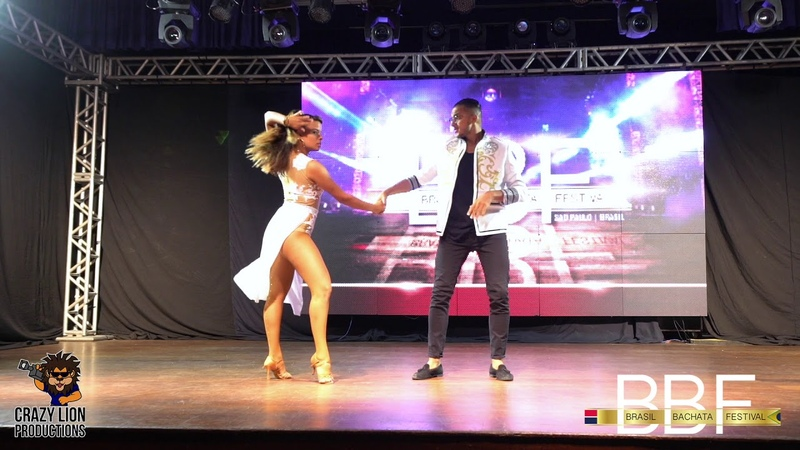 Samy El Magico Carolina @BBF - Brazil Bachata Festival 2018