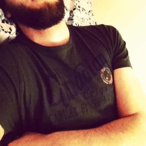 Фото парней на аву с бородой