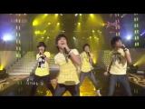 080711 SHINee - Noona Is So Pretty /Replay на Music Bank