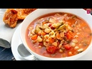 Зимний фасолевый суп от Дженнаро Контальдо