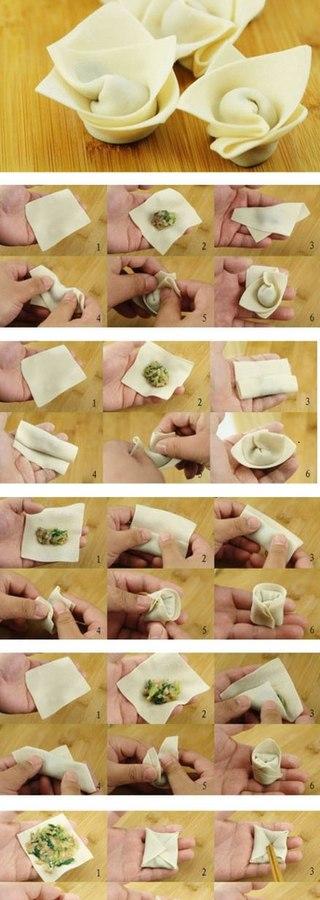 Как сделать манты пошаговый рецепт