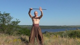 Cossack sword (Shashka), interceptions.