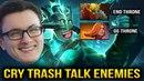 Miralce Juggernaut vs miCKe Alliance STOP CRYING Dota 2