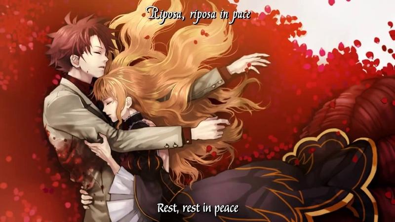 白夢の繭 ~Ricordando il passato~ Full Version [Anime Japanese italian Pop]