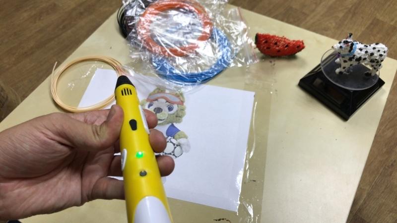 Символ ЧМ2018 Волк Забивака -3D Ручкой!!Напоминаем послезавтра розыгрыш 3D Ручки и не только )