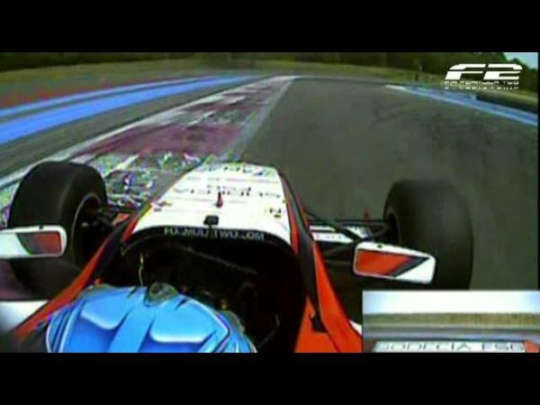 2012 F2 - Paul Ricard onboard - Christopher Zanella