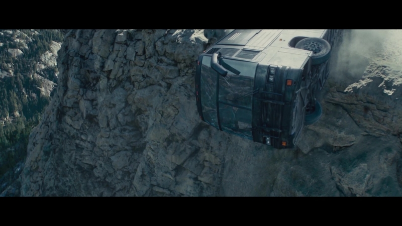 Форсаж - Летти спасает Браяна