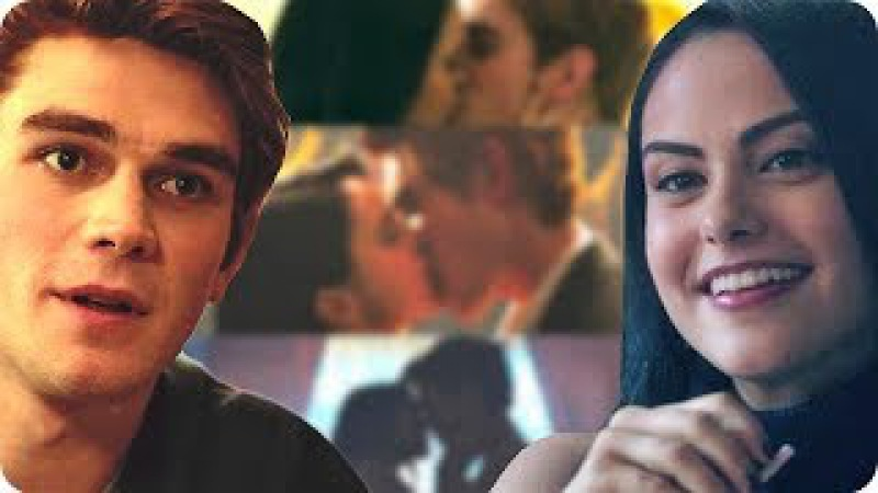 All Archie and Veronica (Varchie) Kisses [1x01-1x13]