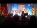 Коллектив мажореток Дежавю . Концерт ко Дню Святого Валентина. 14.02.2018