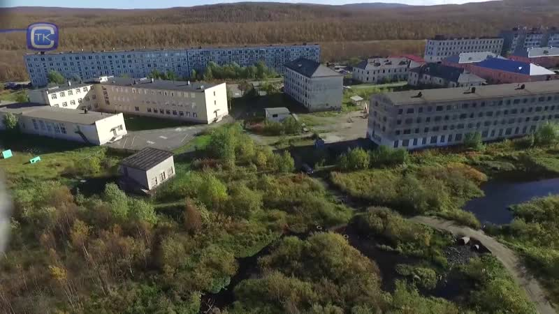 65 лет- гарнизон Североморск-3