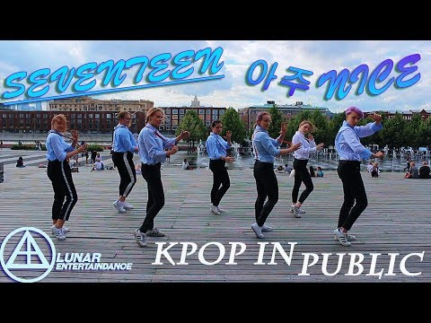 [KPOP IN PUBLIC RUSSIA] SEVENTEEN(세븐틴) _ VERY NICE(아주 NICE) cover by LED