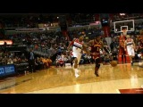 Duel: Kyrie Irving vs. John Wall in Slow-Mo