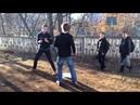 Жестокие школьные драки Сибай