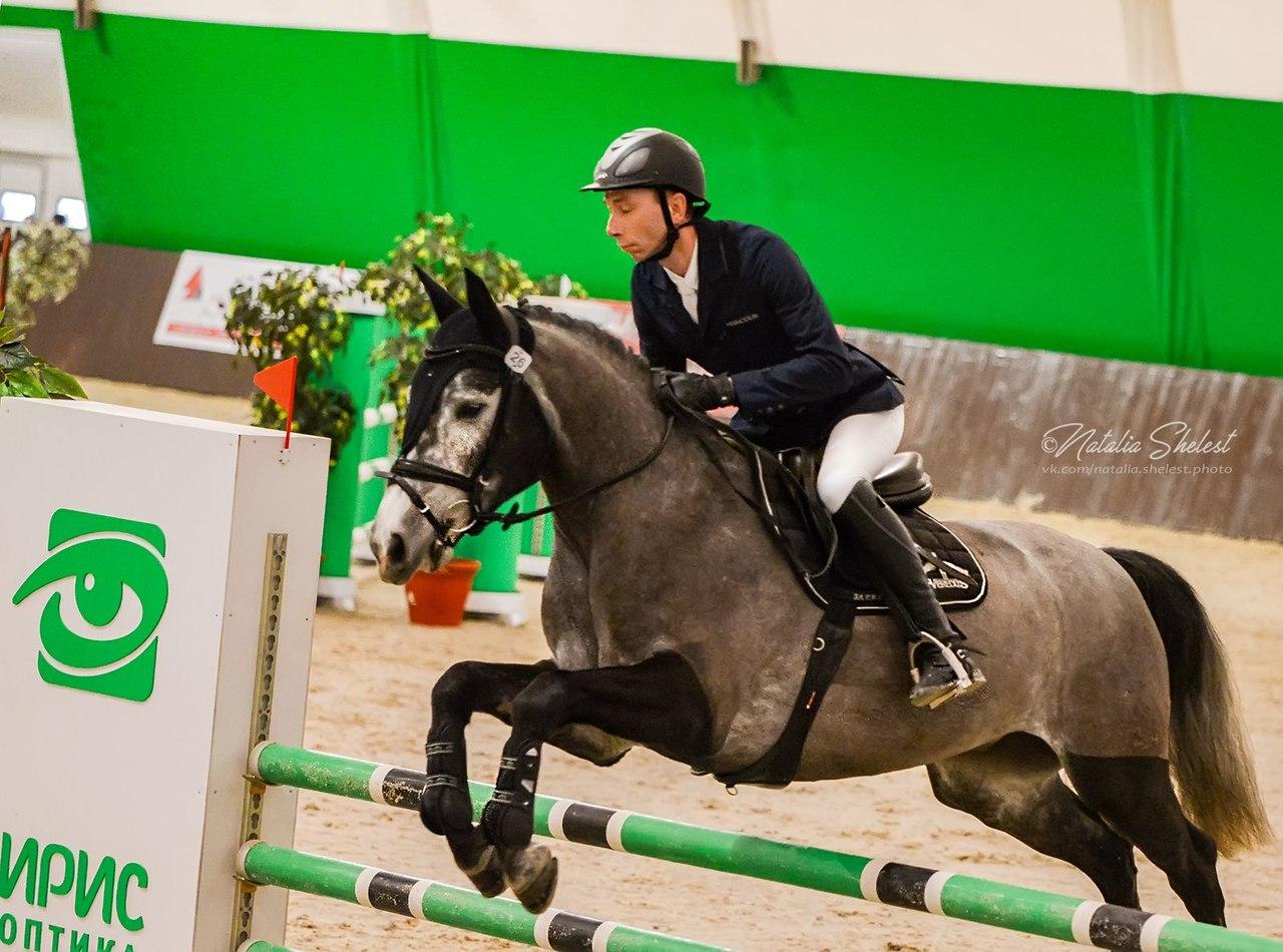 В Таганроге в КСК «Golden Horse» пройдет турнир по конкуру в помещении