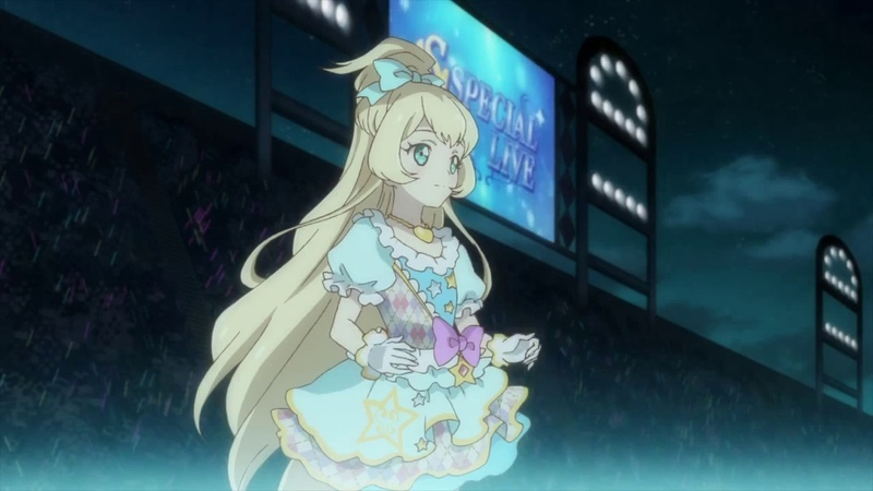 (HD) Aikatsu Stars! Movie: 劇場版 アイカツスターズ! S4 Special Live!