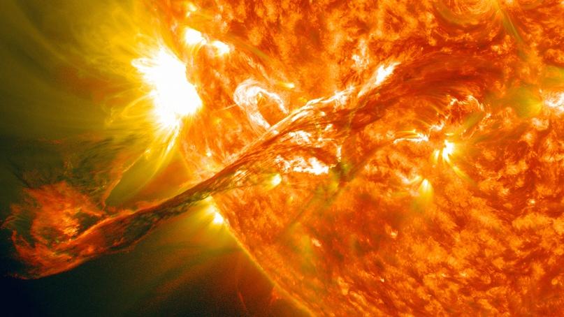 Астрономы впервые заметили выброс корональной массы у другой звезды