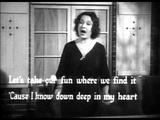 36 серия - You Try Somebody Else Ethel Merman