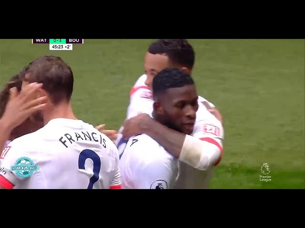 Уотфорд - Борнмут - 0:4 (обзор) 06.10.2018