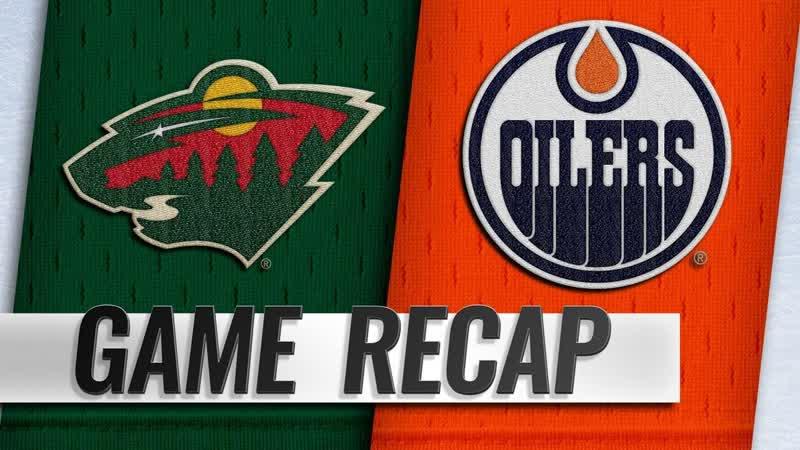 НХЛ - регулярный чемпионат. «Эдмонтон Ойлерз» - «Миннесота Уайлд» - 72 (31, 00, 41)