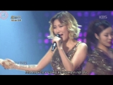 MAMAMOO Flying Into The Night Sky @ Immortal Songs 2 рус.саб