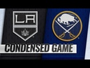 Los Angeles Kings vs Buffalo Sabres | Dec.11, 2018 | Game Highlights | NHL 2018/19 | Обзор матча