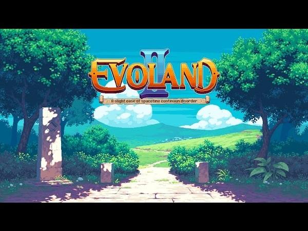 [Обновление] Evoland 2 (Premium) - Геймплей | Трейлер