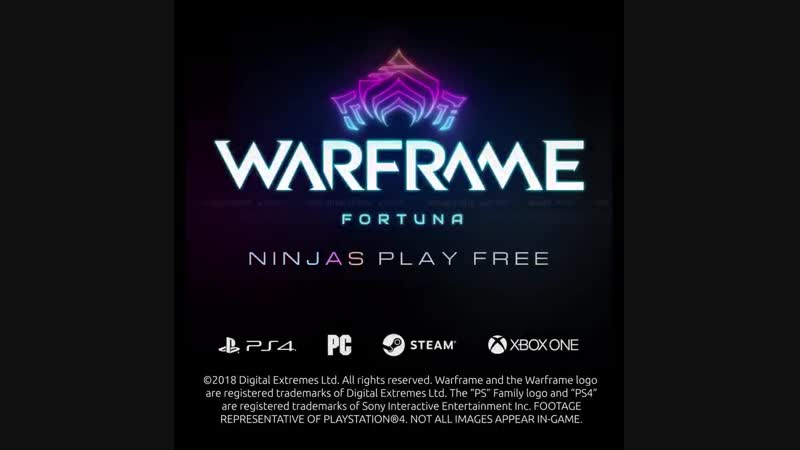 Warframe: Fortuna — Launch Trailer (Xbox One, PS4)