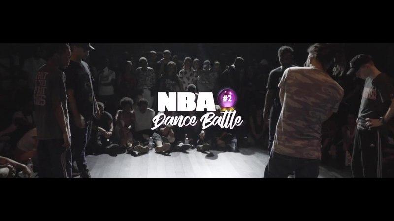 Evion Diablo VS Bogdan P-Dog - SEMIS - NBA Dance Battle 2018