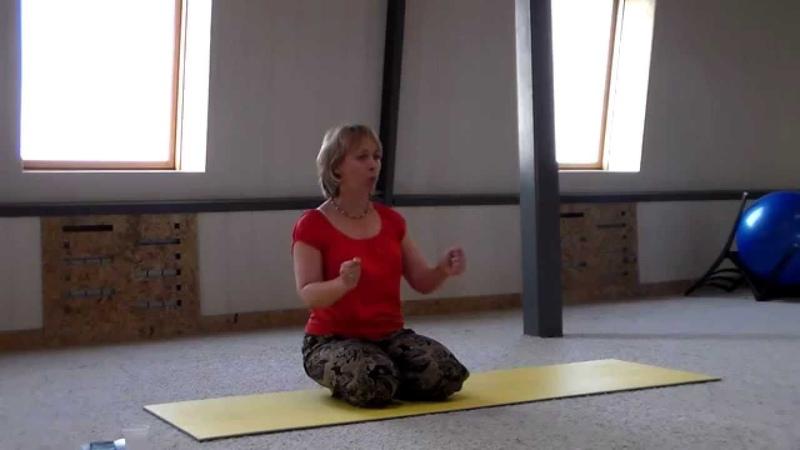 Дыхательная практика на снятие стресса - Уджая-пранаяма
