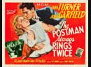 The Postman Always Rings Twice (1946) Lana Turner, John Garfield, Cecil Kellaway