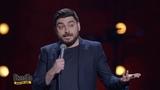 Stand Up: Роман Косицын - О дорогих ресторанах, путанице лева и права и студенческих временах