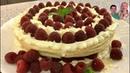Малинкин Хоровод Легкий тортик на 1 2 3