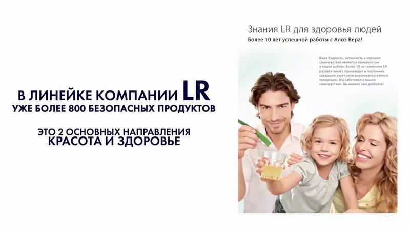 Коротко о продукции ЛР. Приглашаем в Бизнес! Приглашаем в нашу успешную команду!