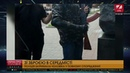 Біля Кабміну затримали озброєного рембо у повному спорядженні