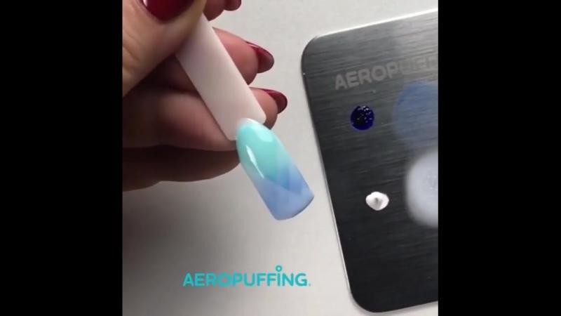 😍Инновационная технология «аэропуффинг »🌸