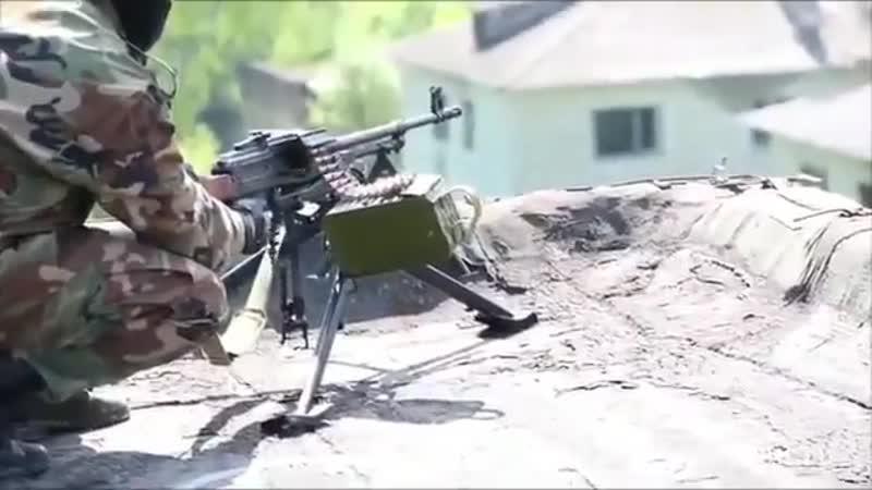 Пулемёт Калашникова Модернезированный ПКМ