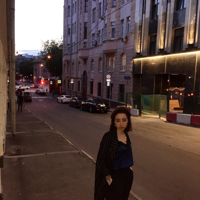 Анастасия Рядинская | Москва