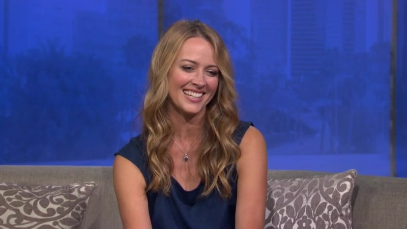 Actress Amy Acker, talks new season of FOX show 'The Gifted'