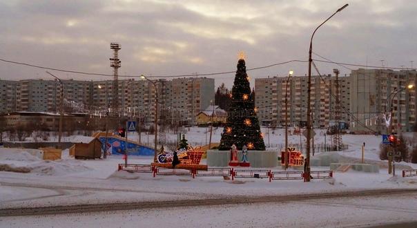 О строительстве новогодних городков в Усть-Илимске