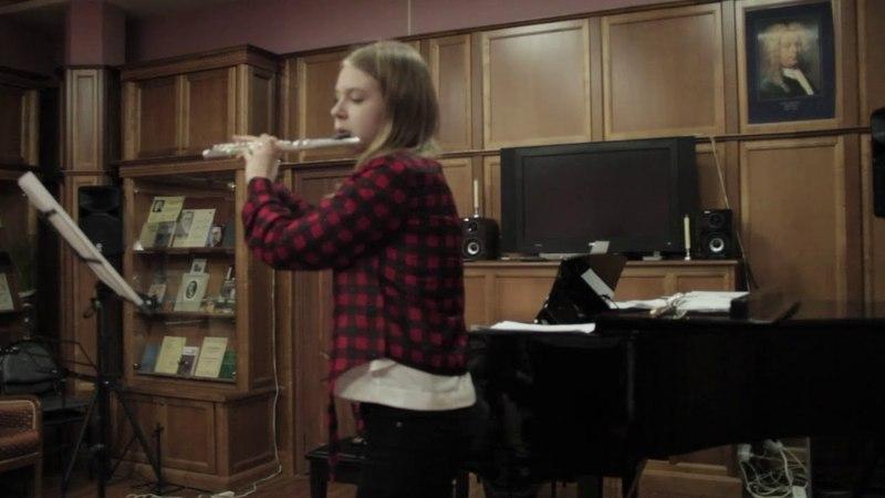 Весна (А.Вивальди) - Патова Мария (Флейта,рояль) - Анна Махова