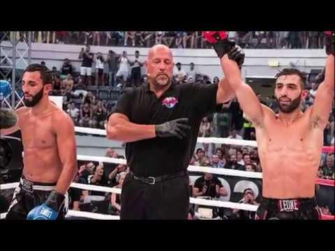 Bellator Kickboxing 10: Petrosyan vs Allazov, Varga vs Ross