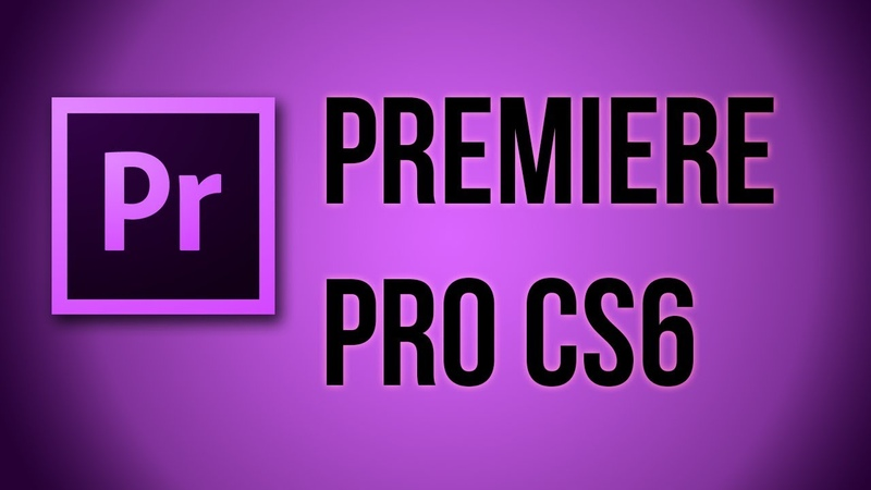 Присоединение аудио дорожки к видео дорожке в Adobe Premiere Pro CS6