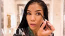 holy shit why am i so lucky at 4 a.m. Jhené Aiko's Beauty Secrets