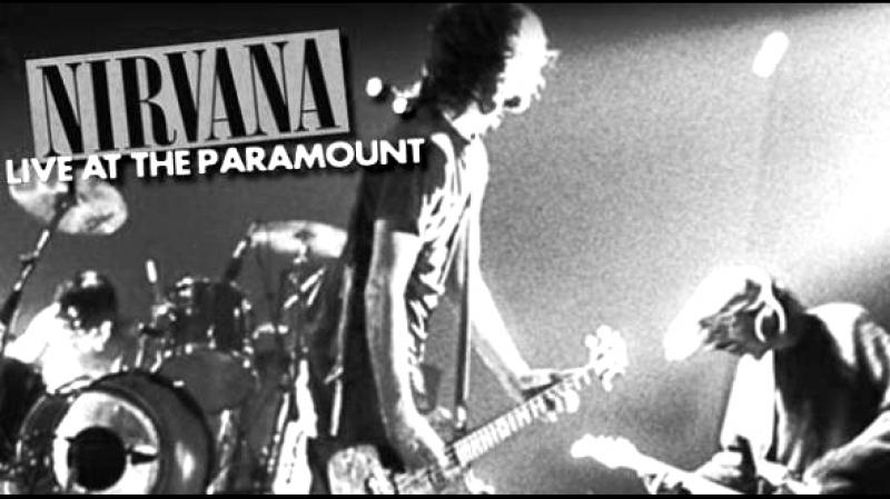 Nirvana | Live At The Paramount (October 31, 1991, FULL)